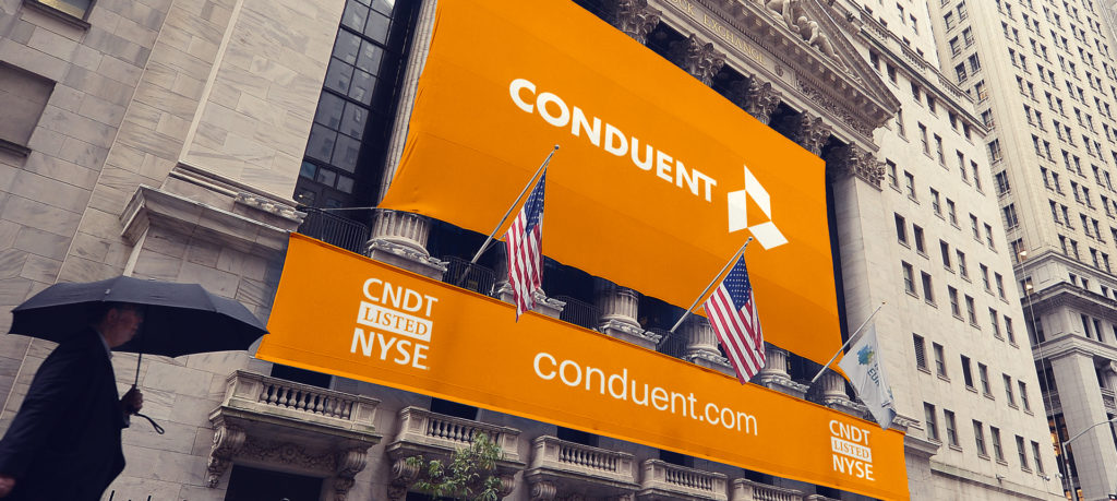 conduent at the New York Stock Exchange