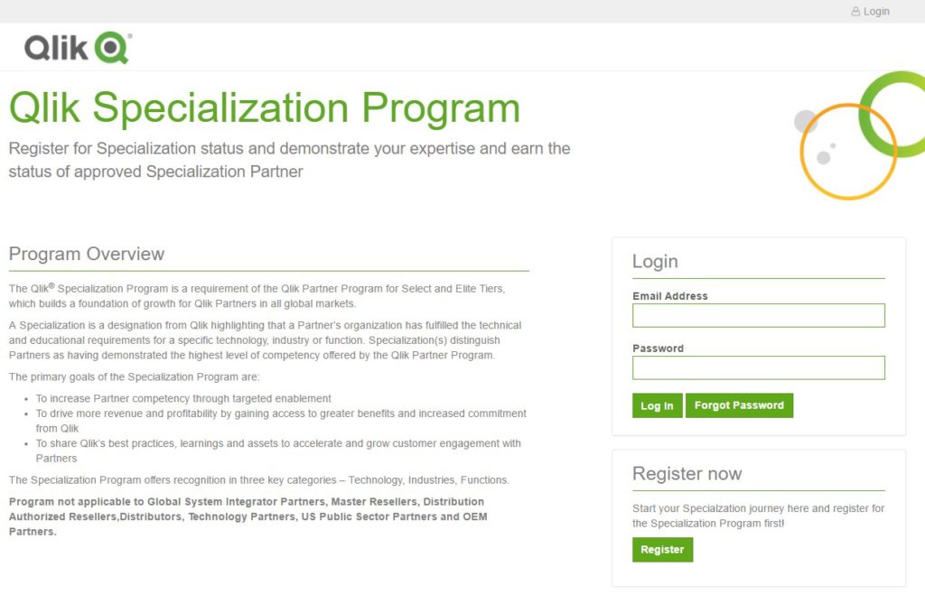 July 2017 qlik specialization program signals ltd an overview of the tool pronofoot35fo Gallery